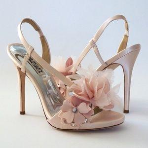 Badgley Mischka High Heel Sandals, Forever 6.5M